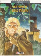 Les tours de Bois-Maury -5a91- Alda