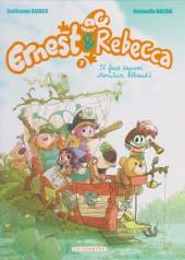 Ernest & Rebecca -7- Il faut sauver Monsieur Rébaud !