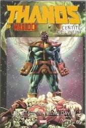 Thanos : La Trilogie de l'infini (2014) -HS02- Thanos et Warlock : L'entité de l'infini