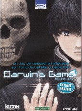 Darwin's Game -1Extrait- Tome 1