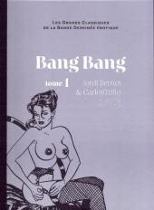 Les grands Classiques de la Bande Dessinée érotique - La Collection -1325- Bang Bang - tome 1