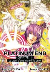 Platinum End -Num11- Le cœur d'une jeune fille pure