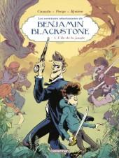Benjamin Blackstone (Les aventures ahurissantes de) -1- L'île de la jungle