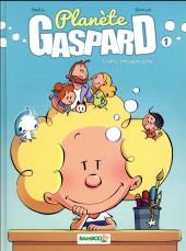 Planète Gaspard -1- L'ami imaginaire