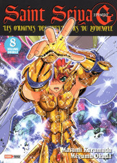 Saint Seiya Episode G (Album Double) -8- Volume 8