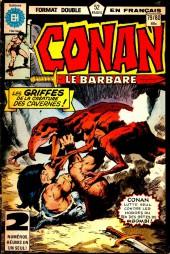 Conan le barbare (Éditions Héritage) -7980- Le retour d'Amra