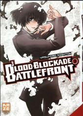 Blood Blockade Battlefront -3- Tome 3