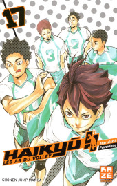 Haikyu !! Les As du Volley -17- Tome 17