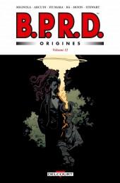 B.P.R.D. : Origines -2- Volume II : 1948 - Vampire
