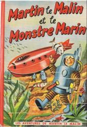 Martin le Malin -8- Martin le Malin et le monstre marin