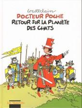 Docteur Poche -15- Retour sur la planète des chats