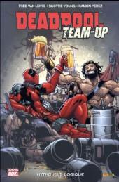 Deadpool Team-Up (100% Marvel) -3- Mytho mais logique