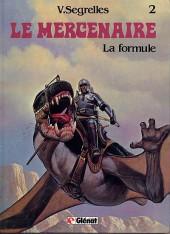 Le mercenaire -2a94- La formule