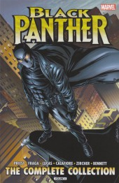 Black Panther Vol.3 (Marvel - 1998) -INTC04- by Christopher Priest: The Complete Collection Volume 4