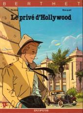 Le privé d'Hollywood - Tome 1a1987