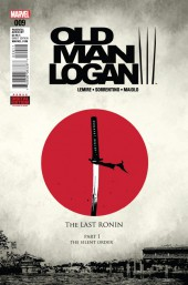 Old Man Logan (2016) -9- The Last Ronin Part 1 : The Silent Order