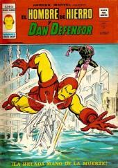 Héroes Marvel (Vol.2) -33- iLa helada mano de la muerte!