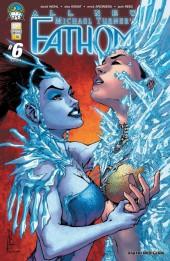 Michael Turner's Fathom Vol.5 (Aspen comics - 2013) -6A- Cold Sacrifice