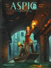 Aspic, détectives de l'étrange -5- Whodunnit à l'opéra