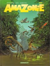 Amazonie (Kenya - Saison 3) -1- Épisode 1