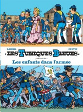 Les tuniques Bleues présentent -6- Les enfants dans l'armée