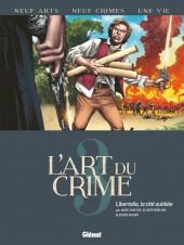L'art du crime -3- Libertalia, la cité oubliée