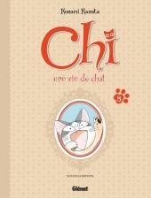 Chi - Une vie de chat (grand format) -8- Tome 8