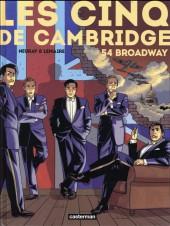 Les cinq de Cambridge -2- 54 Broadway