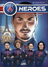 PSG Heroes -3- Finale cosmique