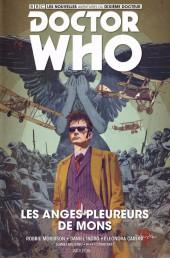 Doctor Who (Les nouvelles aventures du dixième docteur) -2- Les anges pleureurs de Mons
