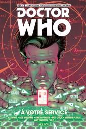 Doctor Who - Les nouvelles aventures du onzième docteur -2- À votre service