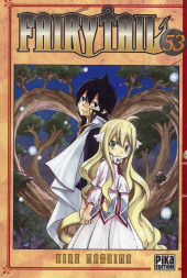 Fairy Tail -53- Tome 53