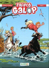 Triple galop -12- Tome 12