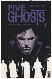 Five Ghosts -1- La Possession de Fabian Gray