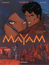 Mayam -1- La délégation terrienne