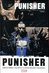 Punisher (Marvel Icons) -1- Tome 1