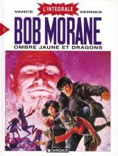 Bob Morane 8 (Intégrale Dargaud-Lombard) -2a91- Ombre jaune et dragons