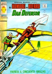 Héroes Marvel (Vol.2) -38- Frenesí a cincuenta brazas