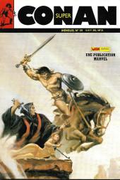 Conan (Super) (Mon journal) -39- L'île du chasseur (2e partie)