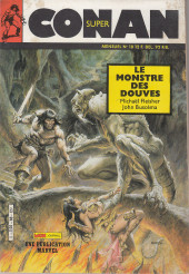 Conan (Super) (Mon journal) -18- Le monstre des douves