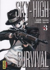 Sky-High Survival -3- Tome 3