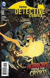 Detective Comics (2011) -52- Our Gordon at war (part 2)