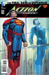 Action Comics (2011) -52- The Final Days of Superman - Part 6 : The great pretender