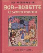 Bob et Bobette -13- Le castel de cognedur
