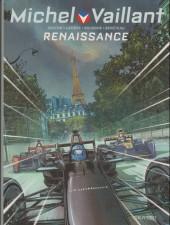 Michel Vaillant - Nouvelle saison -5Pub- Renaissance