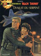 Buck Danny -49- La Nuit du serpent