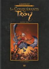 Lanfeust et les mondes de Troy - La collection (Hachette) -34- Les Conquérants de Troy - Le Mont Rapace