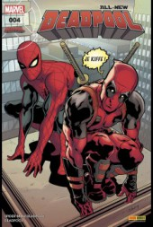 All-New Deadpool -4- L'Amour vache