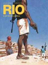 Rio (Rouge/Garcia) -2- Les Yeux de la favela