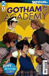 Gotham Academy (2014) -ANN1- Annual: Broken Hearts